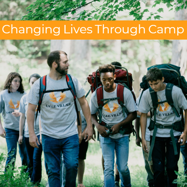 Changing Lives Through Camp