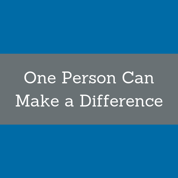 Mentors- Making a Difference