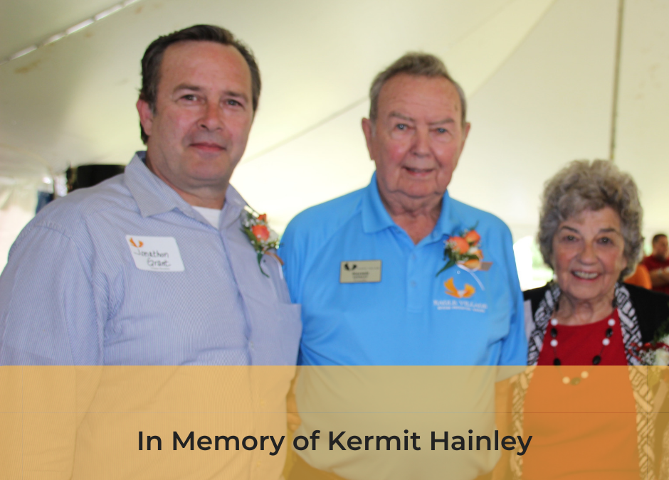 Kermit Hainley Memorial Page