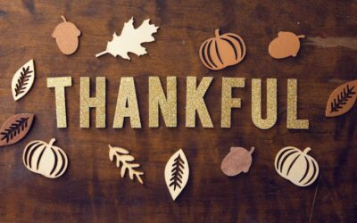 Unique Ways to Express Thankfulness This Year
